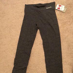 Pants - Grey bench leggings